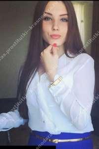 индивидуалка Александра, 21, Краснодар